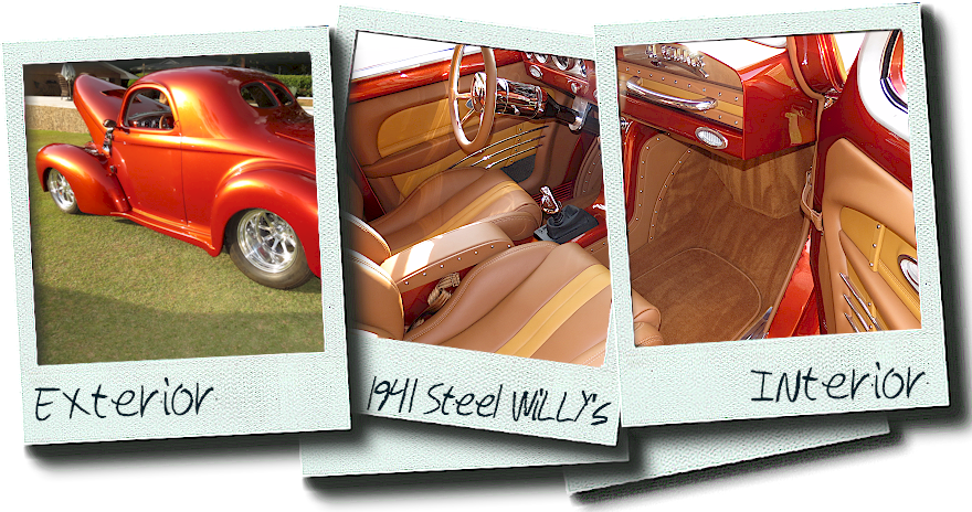 coupes custom hot rod interior street rod interior custom leather upholstery car interiors. Black Bedroom Furniture Sets. Home Design Ideas