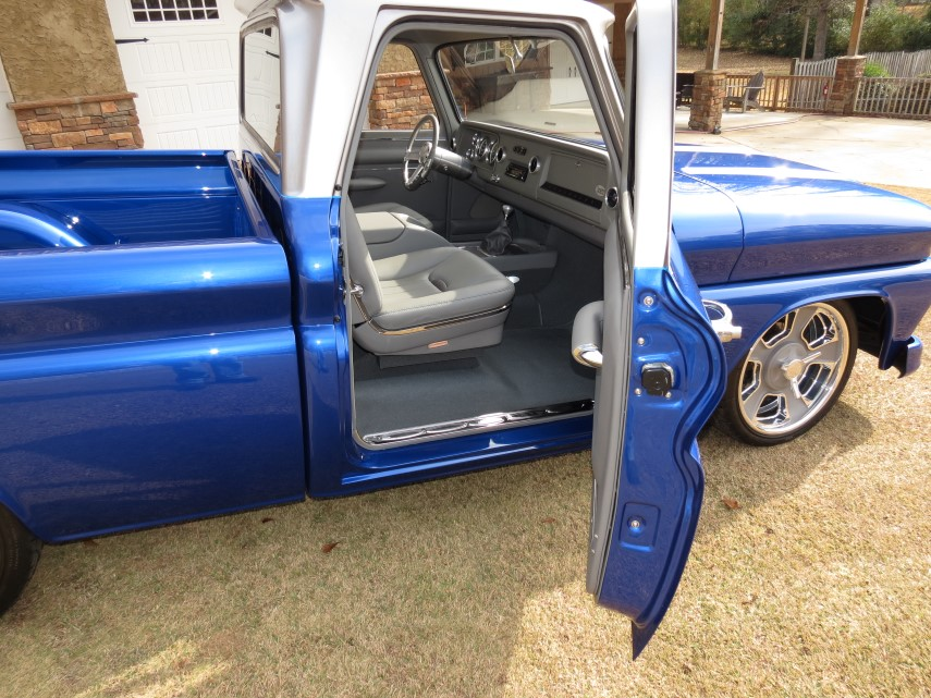 1964 chevrolet chevy c 10 custom truck. Black Bedroom Furniture Sets. Home Design Ideas