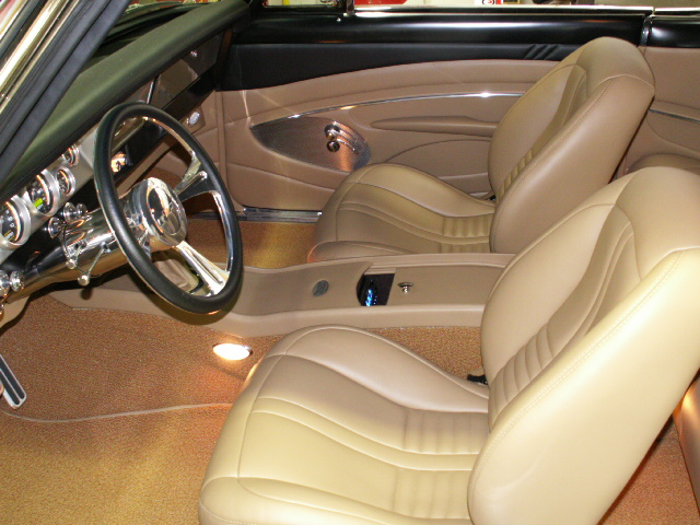 Custom Car Interiors Hot Rod Interior Design Pictures